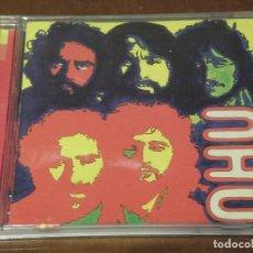 CDs de Música: CD- NHU -PROGRESIVO GALIZIA-RCA-2000-. Lote 145807454
