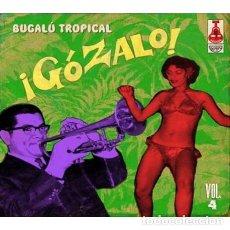 CDs de Música: BUGALU TROPICAL GOZALO! VOL.4 / CD VARIOS ROCK, LATIN: CUMBIA, MAMBO, SALSA. Lote 145808410