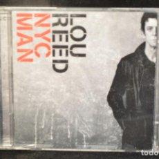 CDs de Música: LOU REED - NYC MAN - 2 CD. Lote 145828858