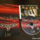 CDs de Música: HOUSE OF SHAKIRA - CD - LINT -DIGIPACK. Lote 145836318