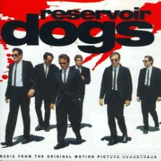 CDs de Música: RESERVOIR DOGS - MUSIC FROM THE ORIGINAL MOTION PICTURE SOUNDTRACK . Lote 145842762