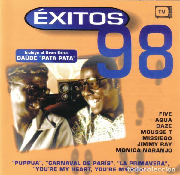 EXITOS '98 2CDS (Música - CD's Disco y Dance)
