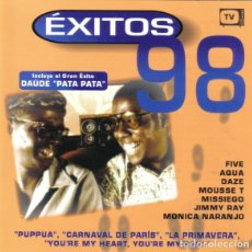 CDs de Música: EXITOS '98 2CDS. Lote 145850434