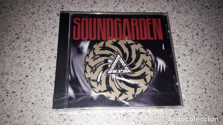 SOUNDGARDEN BADMOTORFINGER CD PRECINTADO GRUNGE NIRVANA (Música - CD's Heavy Metal)