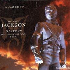 CDs de Música: MICHAEL JACKSON ¨HISTORY¨ ( 2 CD). Lote 145902738
