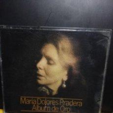 CDs de Música: DOBLE CD : MARIA DOLORES PRADERA : ALBUM DE ORO. Lote 145908046