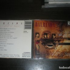 CDs de Música: DALRIADA, ALL IS FAIR, CELTA IRLANDÉS. Lote 145924282