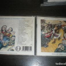 CDs de Música: JANET RUSSELL AND CHRISTINE KYDD, CELTA ESCOCES. Lote 145925210