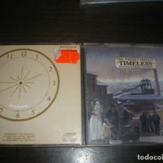 CDs de Música: THE WHISKY PRIESTS, TIMELESS, PUNK FOLK CELTA. Lote 145926074