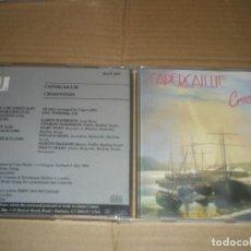 CDs de Música: CAPERCAILLIE, CROSSWINDS, FOLK NEW AGE CELTA. Lote 145926482