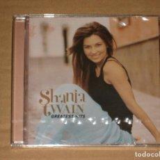 CDs de Musique: (SIN ABRIR) SHANIA TWAIN - GREATEST HITS. Lote 145928274