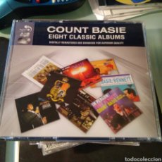 Music CDs - Count Basie – Eight Classic Albums - 145941738