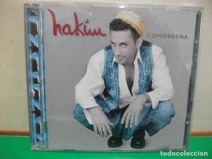 HAKIM - COMO SUENA - CD ALBUM PEPETO (Música - CD's Flamenco, Canción española y Cuplé)