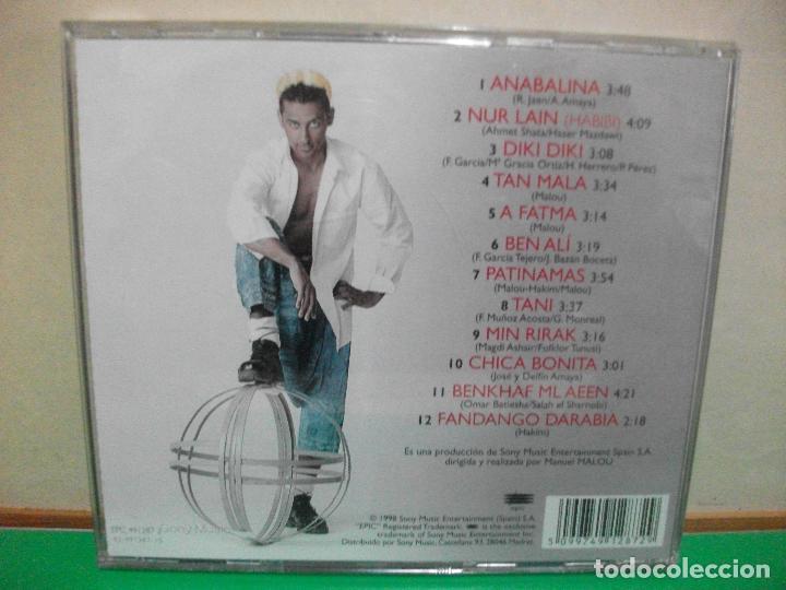 CDs de Música: HAKIM - COMO SUENA - CD ALBUM PEPETO - Foto 2 - 145960438