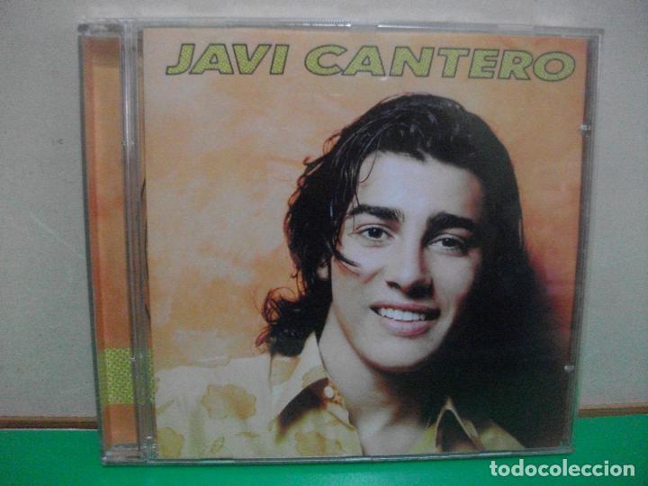 JAVI CANTERO - JAVI CANTERO - CD ALBUM PEPETO (Música - CD's Flamenco, Canción española y Cuplé)