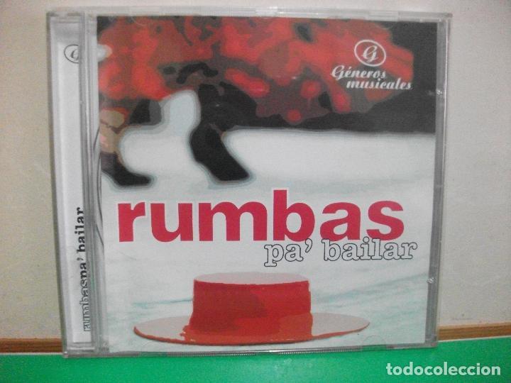 RUMBAS PA BAILAR CD ALBUM 2005 PEPETO (Música - CD's Flamenco, Canción española y Cuplé)