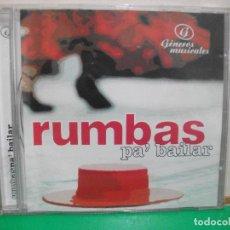 CDs de Música: RUMBAS PA BAILAR CD ALBUM 2005 PEPETO. Lote 145964274