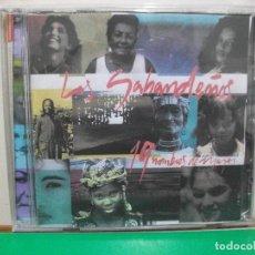 CDs de Música: LOS SABANDEÑOS - 19 NOMBRES DE MUJER - CD ALBUM . Lote 145968578