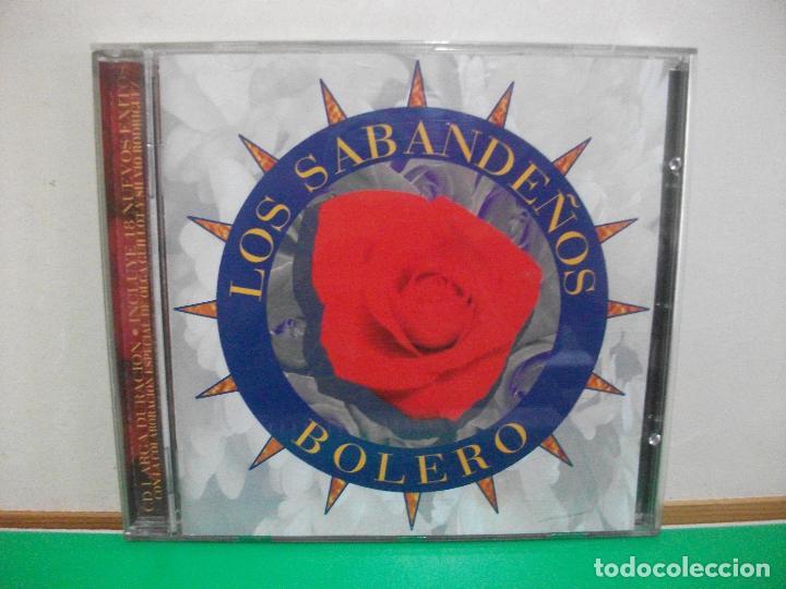 LOS SABANDEÑOS BOLERO CD ALBUM CON LA COLABORACION OLGA GUILLOT Y SILVIO RODRIGUEZ PEPETO (Música - CD's Melódica )