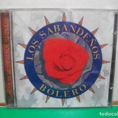 CDs de Música: LOS SABANDEÑOS BOLERO CD ALBUM CON LA COLABORACION OLGA GUILLOT Y SILVIO RODRIGUEZ PEPETO. Lote 145970462