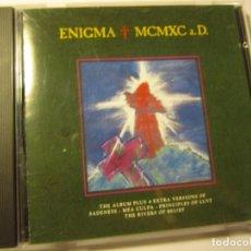 CDs de Música: CD ENIGMA MCMXC A,D AÑO 1991. Lote 146005086