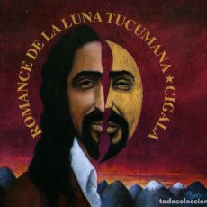 CDs de Música: DIEGO EL CIGALA - ROMANCE DE LA LUNA TUCUMANA - CD 11 TRACKS + LIBRETO - CIGALA MUSIC / EL PAÍS 2013. Lote 146005350