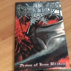 CDs de Música: GRAVELAND (DAMN AND IRON BLADES) CD EDICION LIMITADA 1500 COPIAS (CDIM4). Lote 146022654