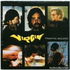 CDs de Música: TRAFFIC SOUND - VIRGIN - CD SPAIN 2011 - MUNSTER RECORDS MR CD 317 - SEALED!. Lote 146041822