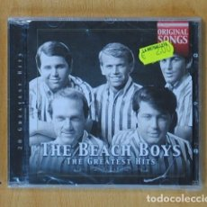 CDs de Música: THE BEACH BOYS - THE GREATEST HITS - CD. Lote 146113000