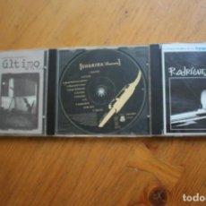 CDs de Música: 3 CD ULTIMO DE LA FILA - SHAKIRA - RODRIGUEZ. Lote 146117798