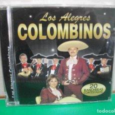 CDs de Música: LOS ALEGRES COLOMBIANOS CD ALBUM NUEVO¡¡ PEPETO. Lote 146118654