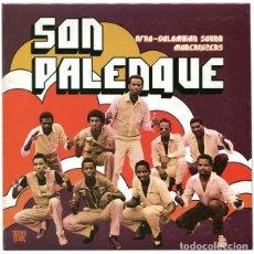 CDs de Música: SON PALENQUE - AFRO-COLOMBIAN SOUND MODERNIZERS - CD SPAIN 2014 - VAMPISOUL VAMPI CD158. Lote 146122042