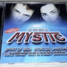 CDs de Música: CD - MYSTIC - THE VERY BEST OF MYSTIC - MYSTIC. Lote 146126434