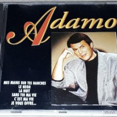 CDs de Música: CD - ADAMO - ADAMO - SALVATORE ADAMO. Lote 146127538