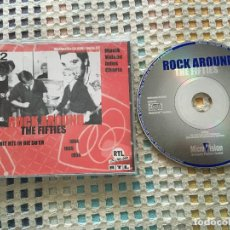 CD de Música: ROCK AROUND THE FIFTIES 1954 1955 1956 CD MUSICA KREATEN. Lote 202742012