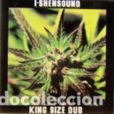 CDs de Música: I-SHENSOUND – KING SIZE DUB -REGGAE DUB. Lote 146152166