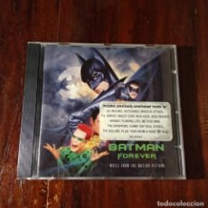CDs de Música: B.S.O. - BATMAN FOREVER... POR U2, P.J. HARVEY, ETC...ATLANTIC 1995 - VER FOTOS. Lote 146156898