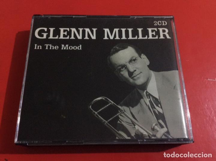 GLENN MILLER. IN THE MOOD. CONTIENE 4 CD. AÑO 2001. LA PISTA 3 EN CD1 ES UNA GRABACIÓN EN DIRECTO. (Música - CD's Jazz, Blues, Soul y Gospel)