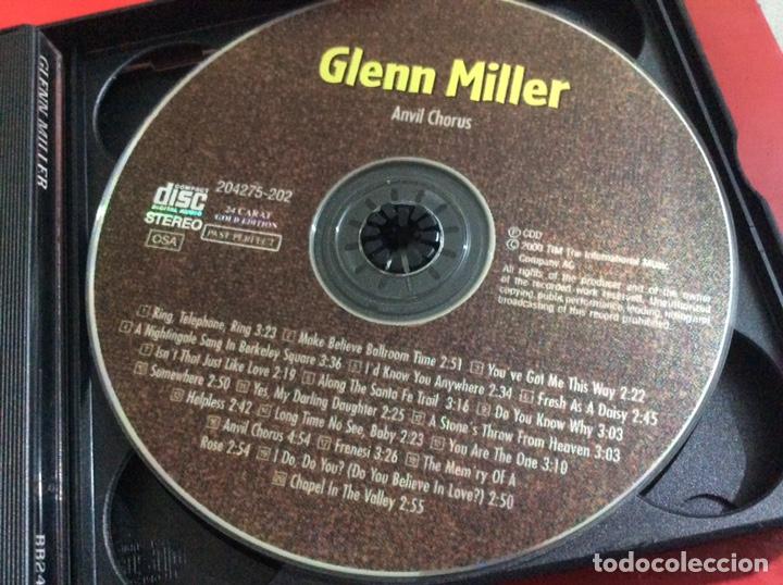 CDs de Música: Glenn Miller. In the mood. Contiene 4 Cd. Año 2001. La pista 3 en cd1 es una grabación en directo. - Foto 4 - 146165982