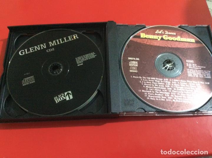 CDs de Música: Glenn Miller. In the mood. Contiene 4 Cd. Año 2001. La pista 3 en cd1 es una grabación en directo. - Foto 5 - 146165982