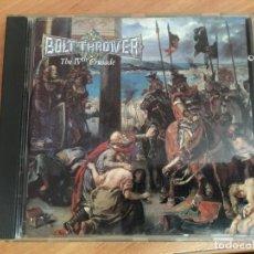 CDs de Música: BOLT THROWER (THE IVTH CRUSADE) CD 11 TRACK (CDIM4). Lote 146174374