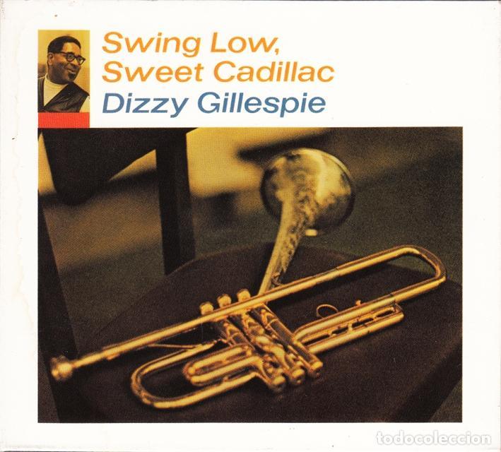 DIZZY GILLESPIE. SWING LOW SWEET CADILLAC. IMPULSE 1996 (Música - CD's Jazz, Blues, Soul y Gospel)