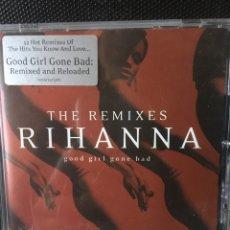 CDs de Música: RIHANNA-THE REMIXES. Lote 146200665