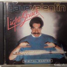 CDs de Música: CD DAVE VALENTIN - LIGHT STRUCK. Lote 146219362