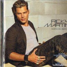 CDs de Música: RICKY MARTIN ¨ALMAS DEL SILENCIO¨ (CD). Lote 146220002