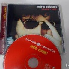 CDs de Música: CD-ALBUM DE ANDRES CALAMARO . Lote 146267482