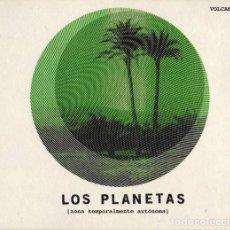 CDs de Música: LOS PLANETAS - ZONA TEMPORALMENTE AUTÓNOMA - DIGIPAK. Lote 146279958