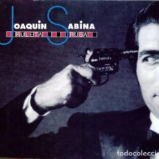 CDs de Música: JOAQUIN SABINA - RULETA RUSA - DIGIPAK. Lote 146283658