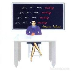 CDs de Música: JOAQUIN SABINA - YO, MÍ, ME, CONTIGO. Lote 146284242