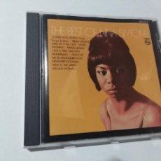 CDs de Música: NINA SIMONE. THE BEST OF NINA SIMONE.. Lote 146317258